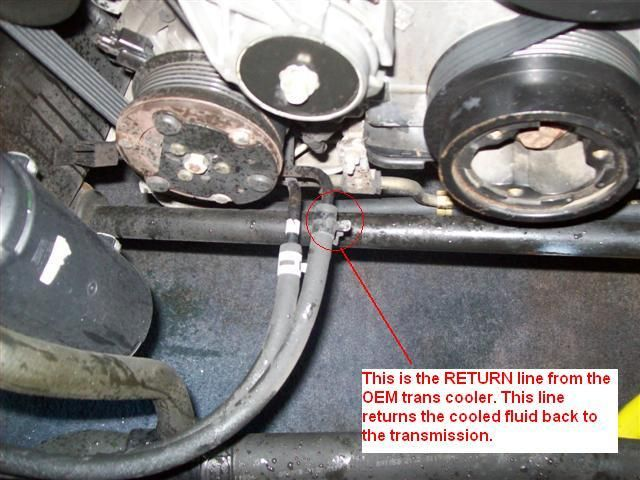 2005 chevy trailblazer knock sensor location  2005  get