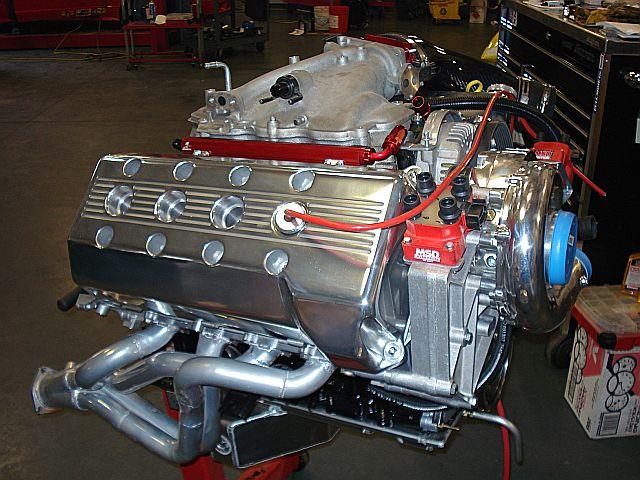 Cobra Engine Swap For 97 Modular High Performance Crownvic Net