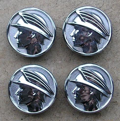 For Sale 2003 4 Mercury Marauder Center Caps 4