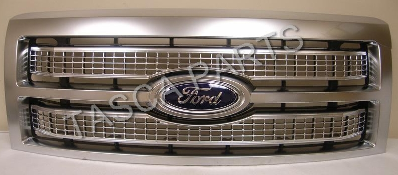 Next Mod Ptm Platinum Grille Page 2 Ford F150 Forum