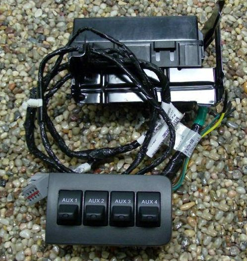 Auxiliary Switch Panel Ford F150 Forum Community