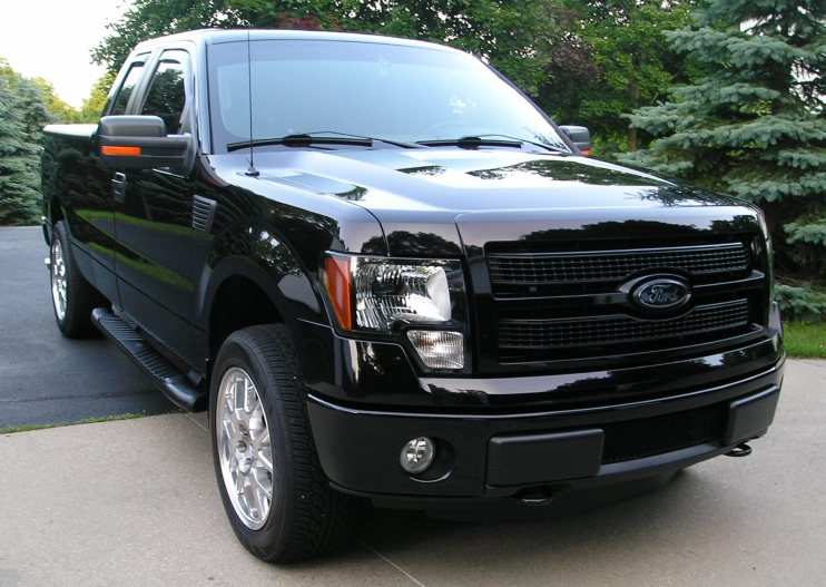 2012 Ford F 150 Platinum 2011 fx4 grille pictures - F150online Forums