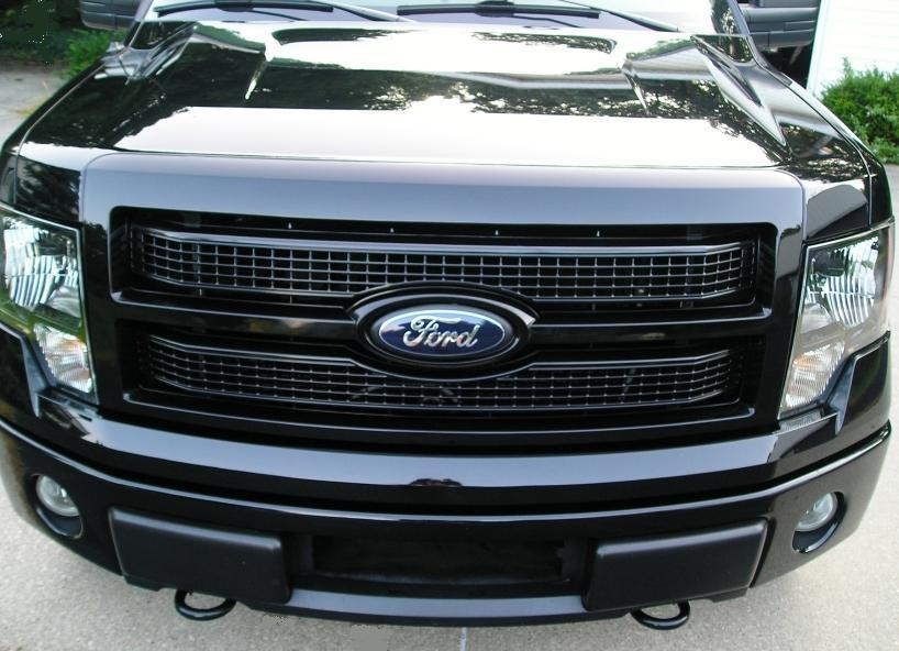 2011 fx4 grille pictures - F150online Forums