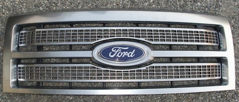Which Is The Correct Platinum Grill Ford F150 Forum