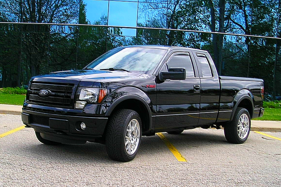 2014 ford f 150 ecoboost fx4 real world testing and review autos weblog. Black Bedroom Furniture Sets. Home Design Ideas