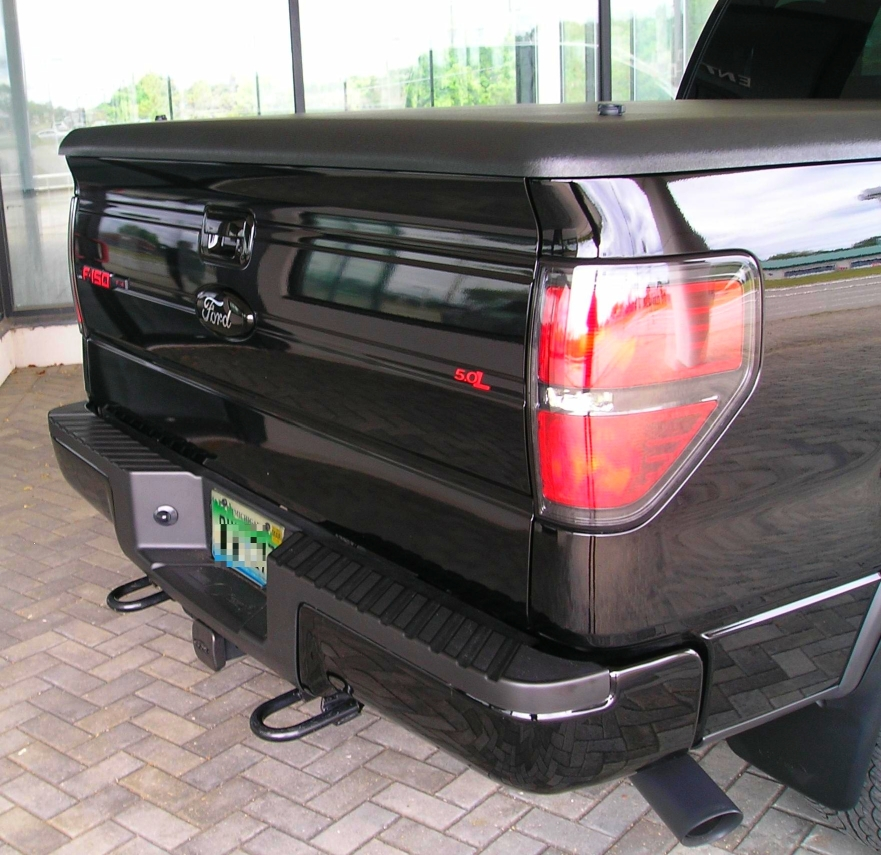 2014 Ford F 150 Stx >> Black Truck cosmetic options - Ford F150 Forum - Community ...