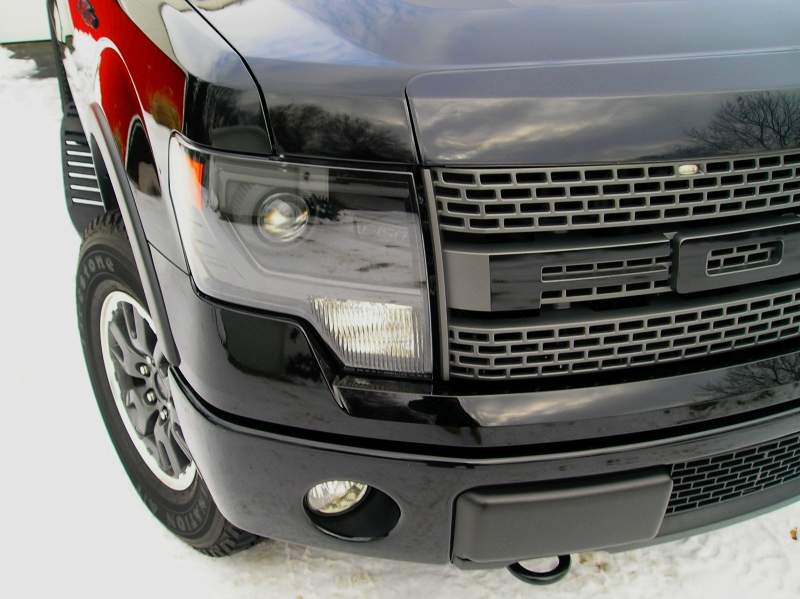 2011 Ford F 150 Fx4 Off Road Pictures